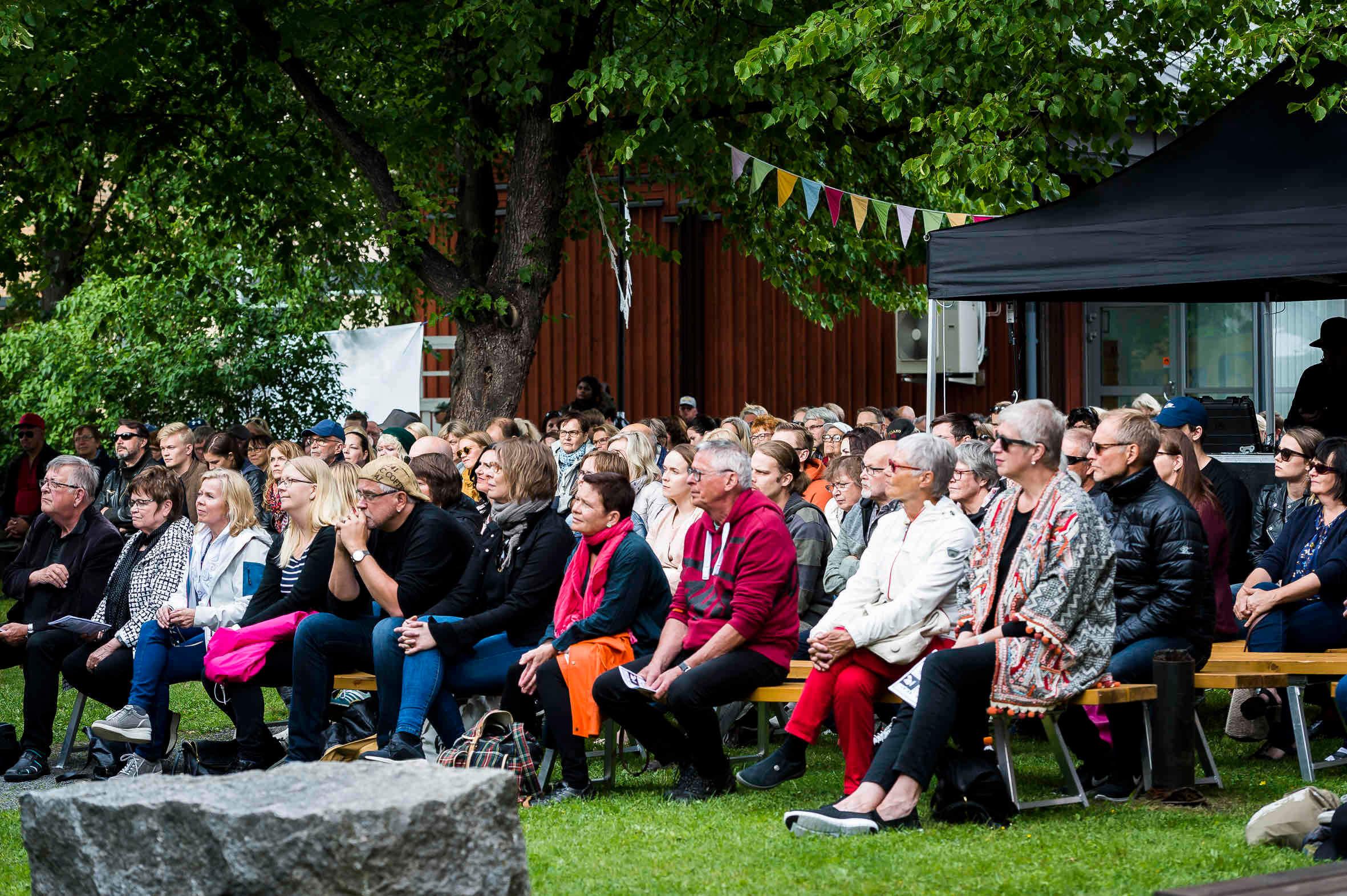 ELive Jazz Happening festival kuva Johan Hagström